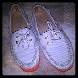 Sperry Slip ons Size. 8.5